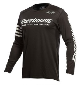 Fasthouse JERSEY FASTHOUSE RAVEN BLK