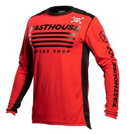 Fasthouse JERSEY FASTHOUSE GRINDHOUSE HALT RED BLK