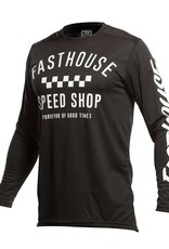 Fasthouse JERSEY FASTHOUSE CARBON BLK