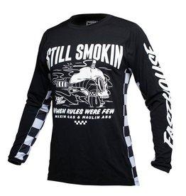 STILL SMOKING 20 JERSEY BLACK