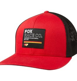 FOX RACING HAT FOX APEX SNAPBACK CHILLI