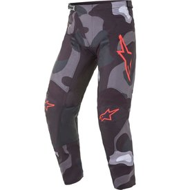 ALPINESTARS PANT ALPINESTAR RACER TACTICAL GRY CAMO RED