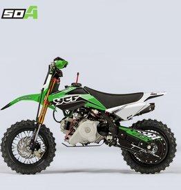 YCF Motorcycles YCF 50A LE Green