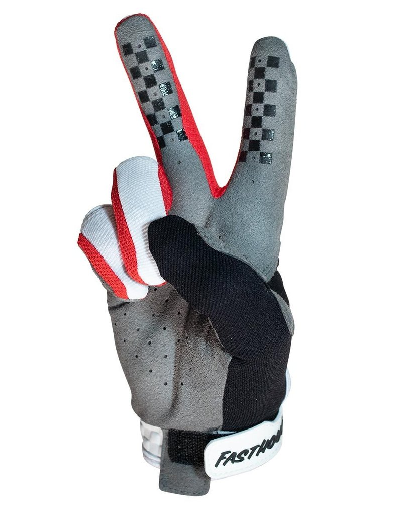 Fasthouse Fasthouse  Speed Style Howler Glove Black/Red