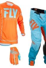 FLY RACING Jersey Fly Lite Org / Blu