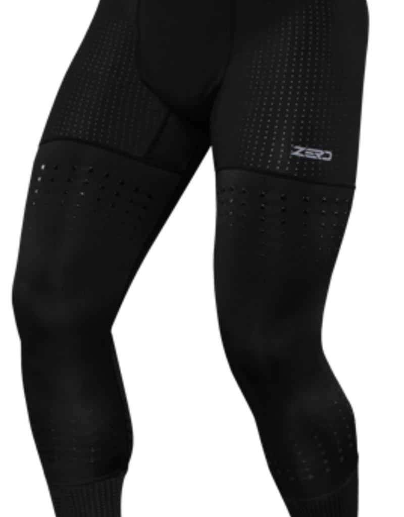 SEVEN ZERO COMPRESSION PANT-BLACK