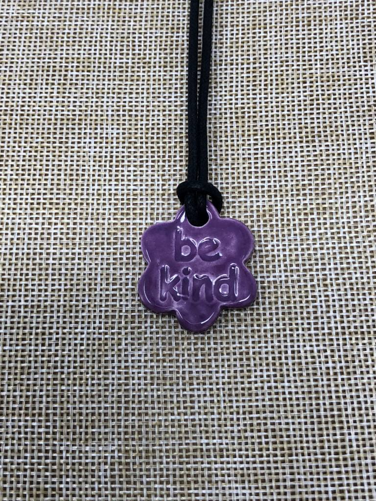 """Be Kind"" Necklace"