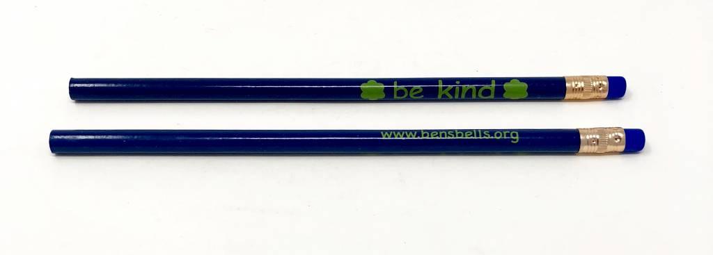 """Be Kind"" Newsprencil"