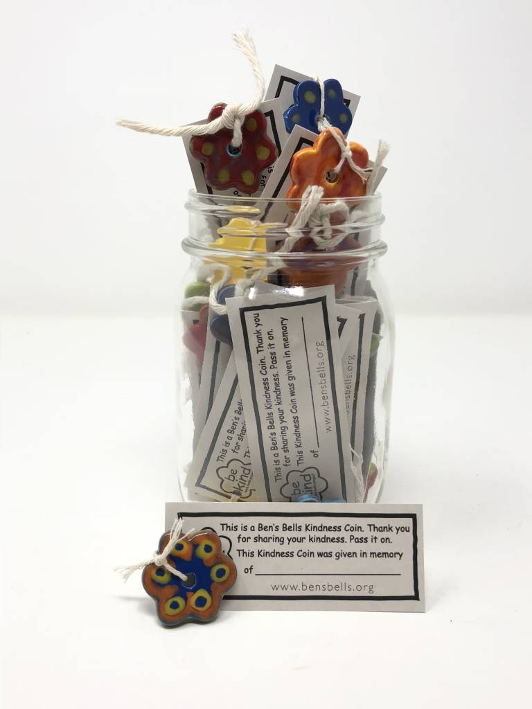 """Kindness Coin - """"In Memory""""  (10/pk)"""