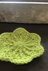 Crochet Flower - Green