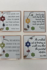 Kindness Quote Coaster