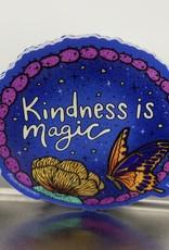 Vinyl Sticker - Kindness is Magic