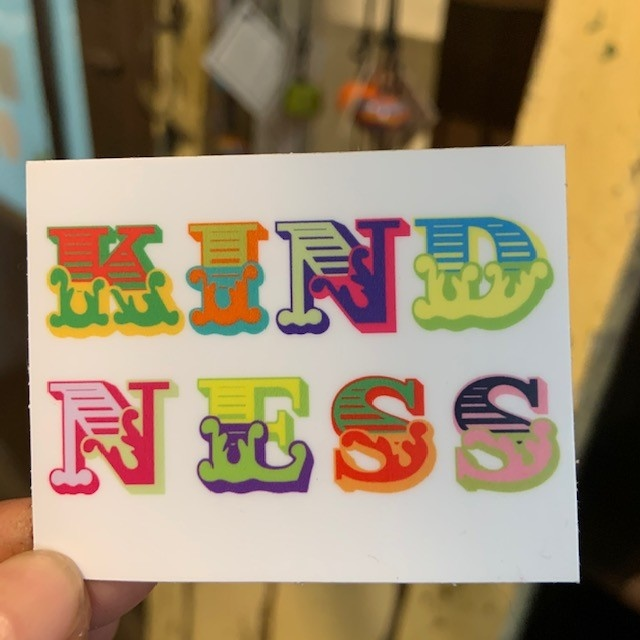 Vinyl Sticker - Kindness