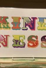 Kindness Lettering Print 8 x 10