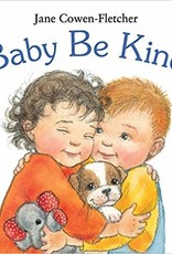 """Baby Be Kind"" Board Book"