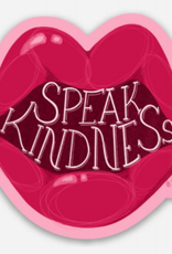 Vinyl Sticker - Speak Kindness
