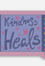 Vinyl Sticker - Kindness Heals
