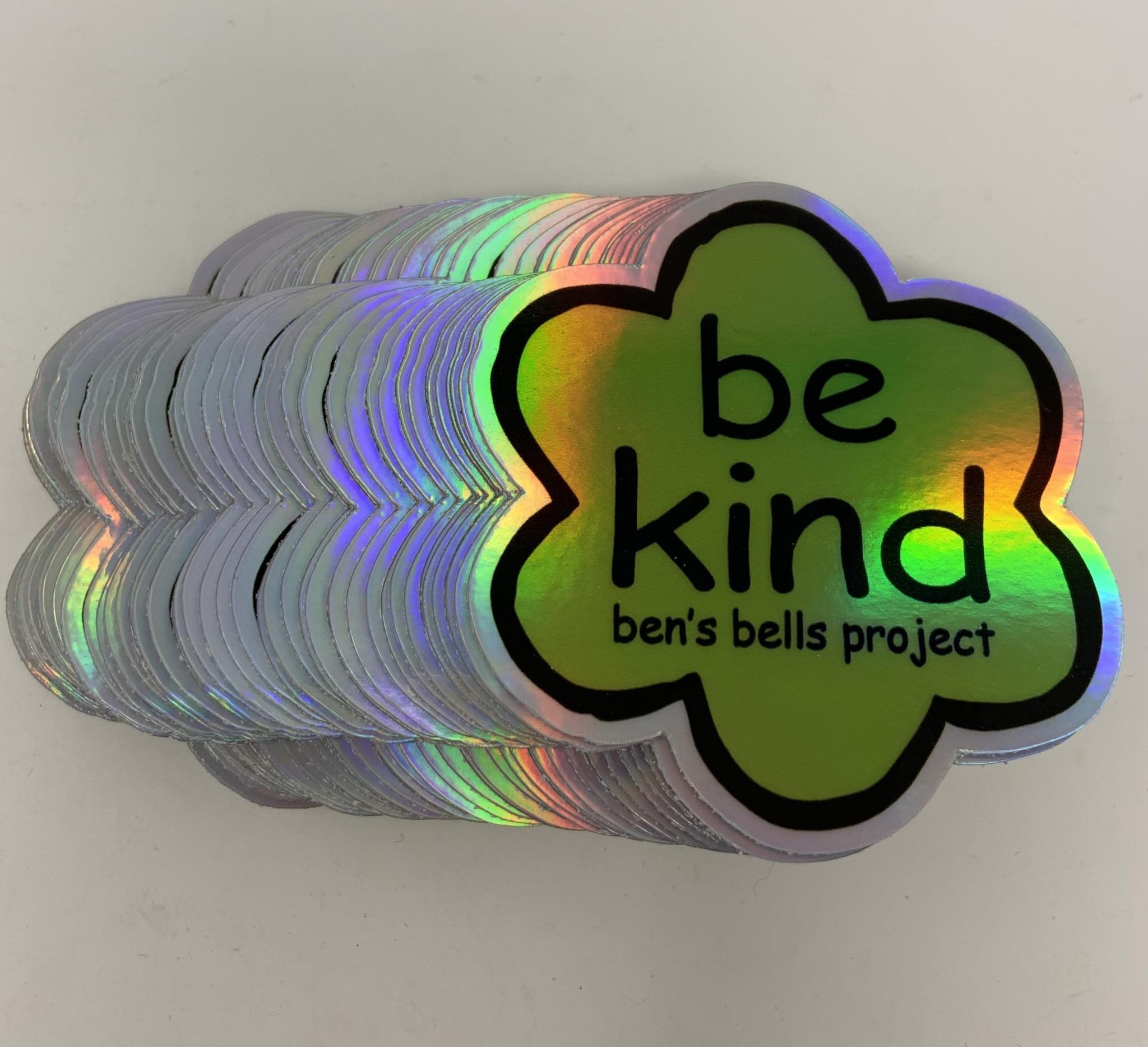 Vinyl Sticker - Holographic
