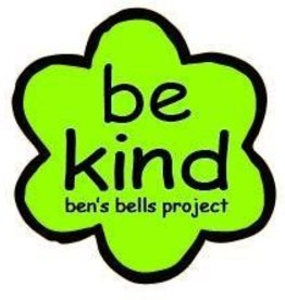 """Be Kind"" Bumper Sticker"