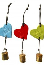 "Ben's ""Be Kind"" Heart Ornament"
