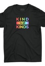 Tee - Kind to all Kinds Rainbow