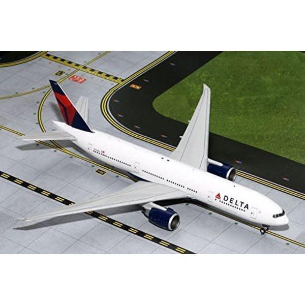 Gemini Jets B777-200LR DELTA NC07 N703DN 1:200