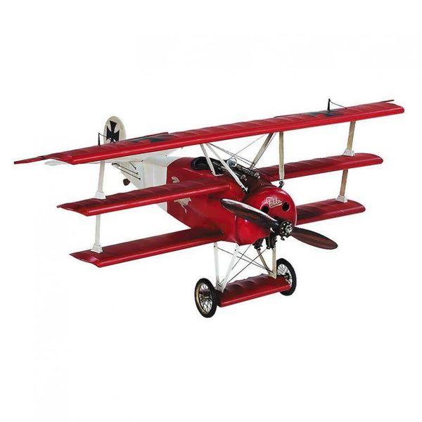 Authentic Models AM Fokker Triplane Model Small