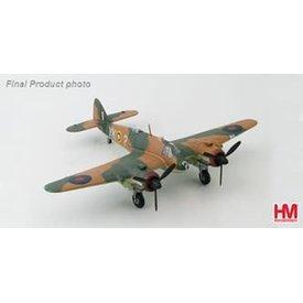 Hobby Master Beaufighter MKIC 272 Squadron RAF Malta 1:72
