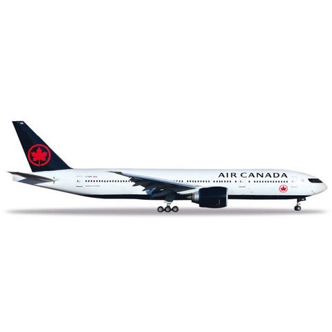 B777-200LR Air Canada New Livery 2017 1:500