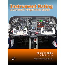 Sharper Edge Instrument Pilot Exam Preparation Guide 2019