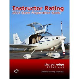 Sharper Edge Instructor Rating Exam Preparation Guide 2019