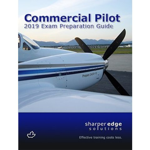 Commercial Pilot Exam Preparation Guide 2019