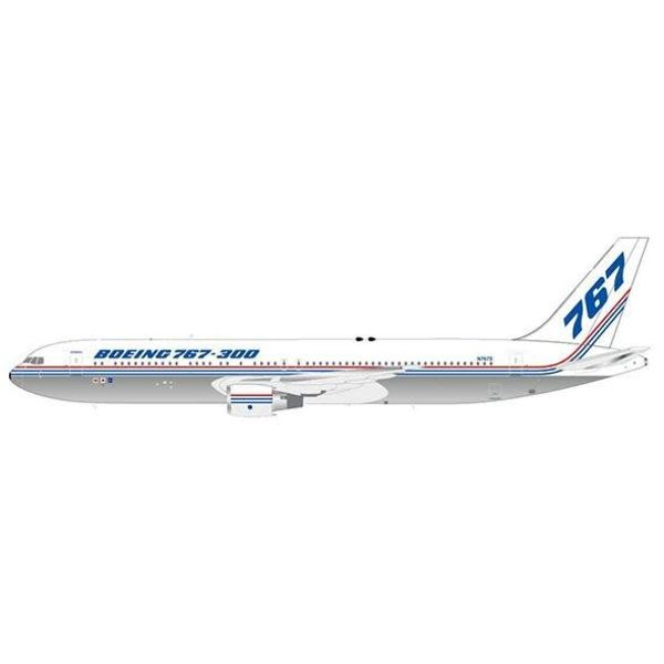 JC Wings B767-300 Boeing House Livery N767S 1:200 with stand