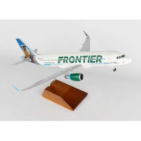 Skymarks Supreme A320 FRONTIER NC14 MARTY THE MARMOT 1:100 SUPREME