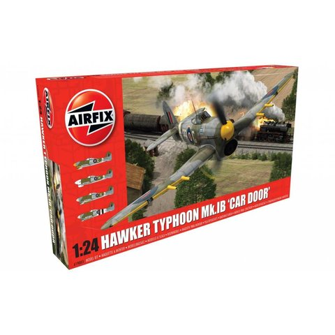 Hawker Typhoon Mk1B 'Car Door' 1:24