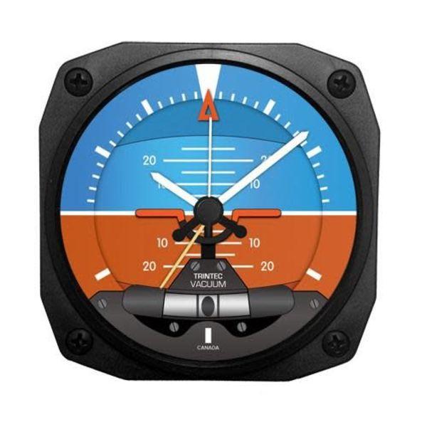 Trintec Industries Modern Artificial Horizon Alarm Clock