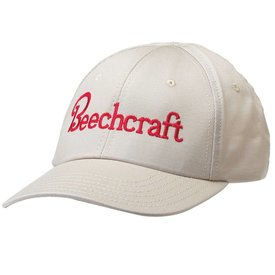 Cap Beechcraft White