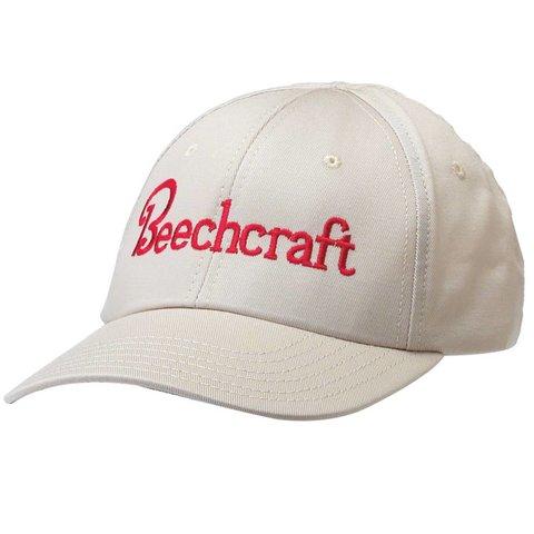 Cap Beechcraft White