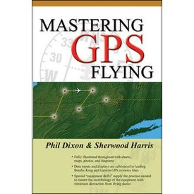 McGraw-Hill Mastering GPS Flying softcover