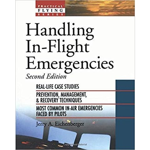 Handling In-Flight Emergencies 2nd Edition softcover