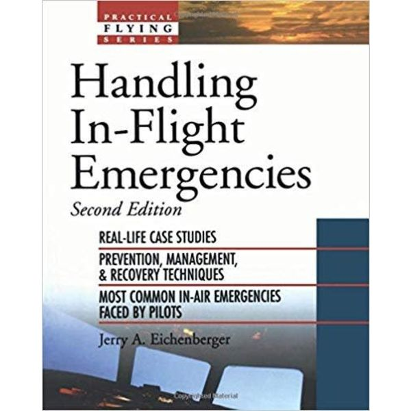 McGraw-Hill Handling In-Flight Emergencies 2nd Edition softcover