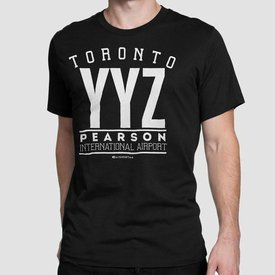 Airportag T-Shirt YYZ