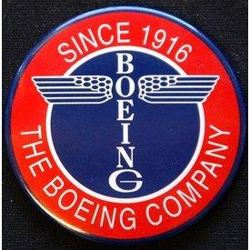 Magnet Boeing  Since 1916 Totem