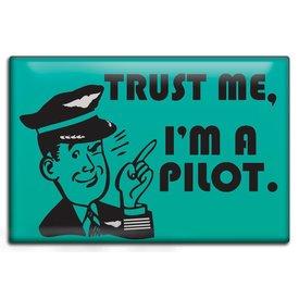 Magnet Trust me, I'm a Pilot