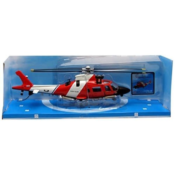 NewRay A109 Hirundo US Coast Guard Augusta 1:43 Sky Pilot