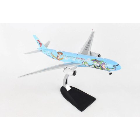 A330-300 China Eastern Toy Story B-5976 1:200 with stand