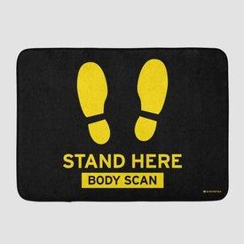 Airportag Body Scan Bath Matt