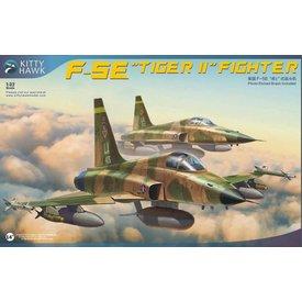 Kitty Hawk Models F5E Tiger II 1:32 Scale Plastic Kit