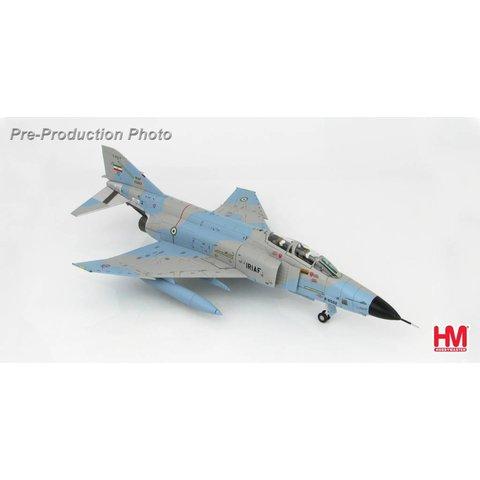 RF4E Phantom II IRIAF 20267 Mehrabad AB 2009 1:72
