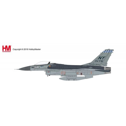 F16A Fighting Falcon 174th TFW NY ANG 79-0403 Operation Desert Storm 1991 1:72